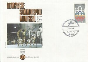 Canada 1976 Olympic Games Montreal cancel Volleyball