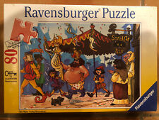 SEALED RAVENSBURGER Emporers New Clothes jigsaw puzzle illustration Game French