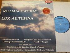 ABRD 1115 Mathias Lux Aeterna / Willcocks etc.