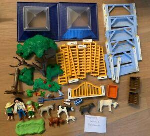 Playmobil Tierpflegestation 4344A - ohne OVP (unvollständig)