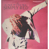 Simply Red LP Vinyl A New Flame / Wea Records ‎244689-1 Sealed