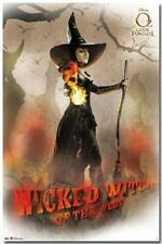FANTASY MOVIE POSTER Oz The Great and Powerful Wicked Witch of the West