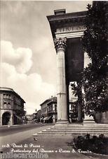 #S. DONA' DI PIAVE: PARTICOLARE DEL DUOMO E CORSO S. TRENTIN