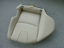 Mazda RX8 left rear seat bottom tan leather