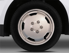 "VW Volkswagen Transporter T4 & T5 16"" Wheel Trims - SET OF 4 Hub Caps Silver"