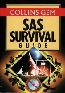 SAS Survival Guide (Collins Gem) by Wiseman, John 'Lofty' Paperback Book The