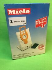 Miele Z Vacuum Cleaner Bags 5 Bags 1 Dust Filter S170I - S185 (7C-2)
