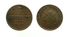 pci3396) LOMBARDO VENETO  - 5 centesimi 1852 Milano