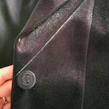 Giacca Tuxedo Gucci Nera Cangiante