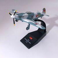 Wltk WWII USSR Soviet Air Force Yakovlev Yak-3 Fighter 1/72 Diecast Model