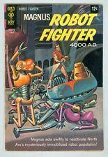 Magnus Robot Fighter 4000 A.D. #23 August 1968 VG-