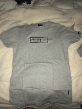 Grey Henleys T-shirt In Size XS