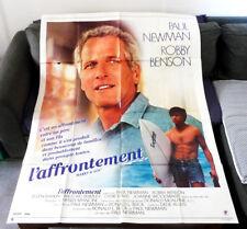 L'affrontement - Paul NEWMAN - Affiche Cinéma