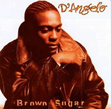Brown Sugar [PA] by D'Angelo (CD, Jun-1995, Virgin)