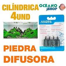 Marina Aqua Fizzzz difusor Cilíndrico - 4 pieza