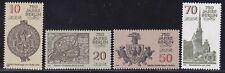 Germany DDR 2546-49 MNH OG 1986 Berlin 750th Anniversary Full Set Very Fine