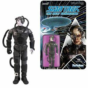 Super7 Borg Star Trek The Next Generation 3.75 Inch Action Figure