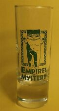 Empires of Mystery (Exhibit Florida Int'l Museum St Petersburg - Tall Shot Glass
