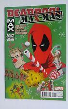 Deadpool Max X-Mas Special (2011)#1 WADE WILSON BOB CABLE KILLABREW Marvel Comic
