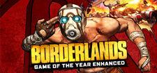 Borderlands Game of the Year Enhanced GOTY STEAM CD Key - REGION FREE