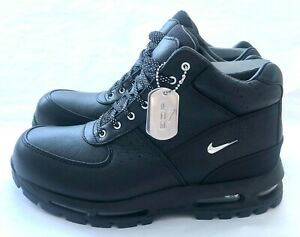 NIKE AIR MAX GOADOME QS MEN'S BOOT 20th ANNIVERSARY EDITION BLACK DB2958 001 NEW