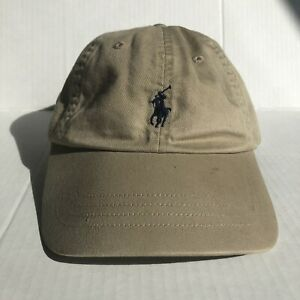 Polo Ralph Lauren Hat Adjustable Khaki