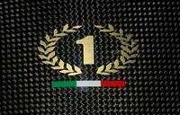 Ducati #1 Wreath decal – 748 916 996 998 749 999 851 monster tank