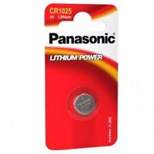 Piles jetables Panasonic au lithium pour équipement audio et vidéo
