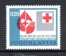 YUGOSLAVIA MNH 1974 SG1602 OBLIGATORY TAX. RED CROSS WEEK