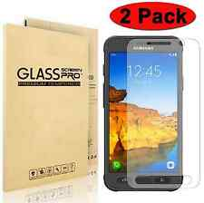 2-Pack Premium Tempered Glass Screen Protector for Samsung Galaxy S7 Active