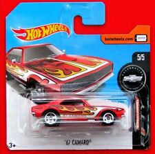 Hot Wheels 2017  ´67 CAMARO  313/365 NEU&OVP