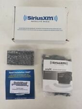 Audiovox BXDNX1V1 SiriusXM Onyx Dock & Play Radio w/Vehicle Kit Fast Shipping
