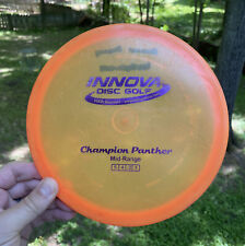 Innova Champion Panther 167g Orange Mid Range