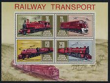 Kenya, Uganda & Tanzania 232a MNH Locomotives, Trains