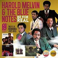 Harold Melvin And The Blue Notes - Be For Real: The P.I.R. Recordings  (NEW 3CD)
