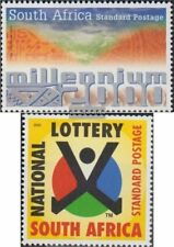 Zuid-Afrika 1244,1245 (compleet.Kwestie.) postfris MNH 2000 Toelating in dat Jaa