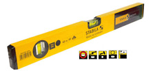 "STABILA Aluminum Level 70 series 12"" 16"" 18"" 24""  Hand Tool"
