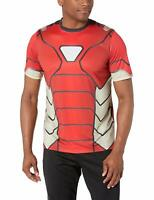 Spyder Marvel Iron Man Men's Tech Tee~Sizes S/M/L Available