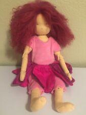 Magic Cabin Summer Fairy Waldorf Doll