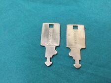 Samsonite 80S Luggage/Trunk Keys, Set of 2 - Locksmith