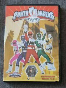 Power Rangers - l'autre Galaxie -  épisodes 7 à 11 , DVD