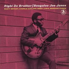 BOOGALOO JOE JONES Right On Brother PRESTIGE RECORDS Sealed Vinyl Record LP