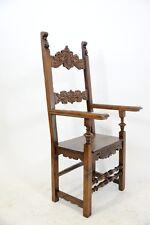 Poltrona,trono,scranno fine 1800