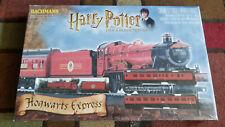 2002 Bachmann Harry Potter Chamber Of Secrets Hogwarts Express HO Train Set NIB