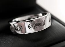 Ring, Knot Ring, Tungsten Ring Infinity Knot Ring, Eternity Ring, Infinity