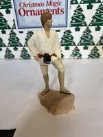 Luke Skywalker A New Hope Christmas Hallmark Keepsake Star Wars Ornament NIB