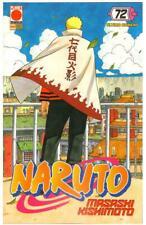 Masashi Kishimoto NARUTO n. 72 panini
