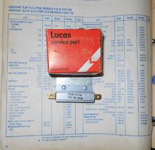 NOS Lucas drive resistor 54427556- 1977-1981 Jaguar XJ6 ----
