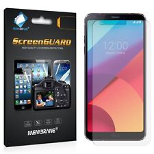 3 x Membrane Screen Protectors For LG G6 - Glossy Cover Guard