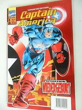 Marvel Special Nr. 1 - Sonderedition - Captain America - numeriert - Z. sehr gut